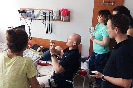 szkolenie dla lekarzy